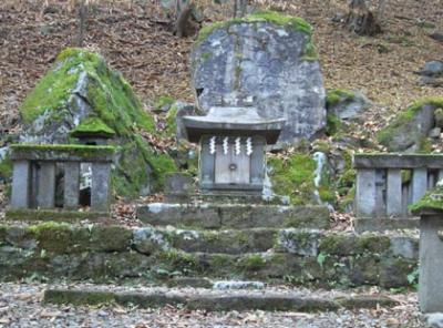 北野神社(北野天満宮・日光)菅原道真公を祀る