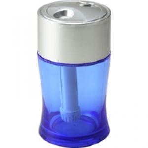 3way加湿器 ミスト ブルー(一般家庭電源・車載用DC・パソコン用UBSにも対応)オフイスの必需品