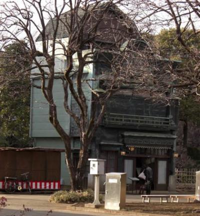 東京江戸たてもの園・そとより(Edo Tokyo Tatemonoen Koganei-City)