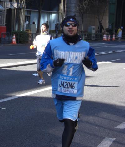 東京マラソン2008 無料で差し上げます(データー)ゼッケンで検索