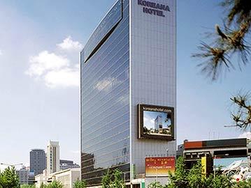 South_Korea・韓国(大韓民国) > Seoul・ソウル>KOREANA HOTEL(PRESTIGE FLOOR) 世界の四つ星ホテル見本