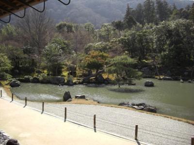 京都・嵯峨嵐山「天龍寺」の綺麗なお庭!(Kyoto Arashiyama Saga)