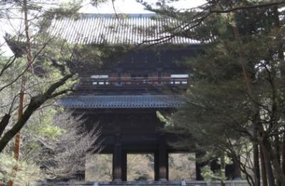 瑞龍山太平興国南禅禅寺(通称:臨済宗南禅寺)