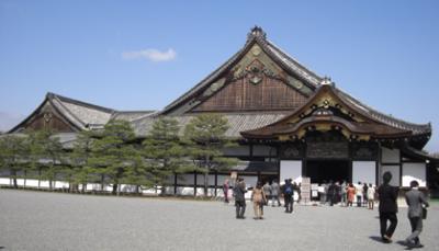 二条城内(二の丸御殿・Ninomaru Palace)玄関