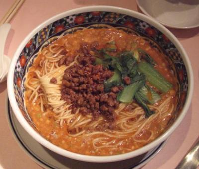 千駄木の中国料理店「天外天」でお食事