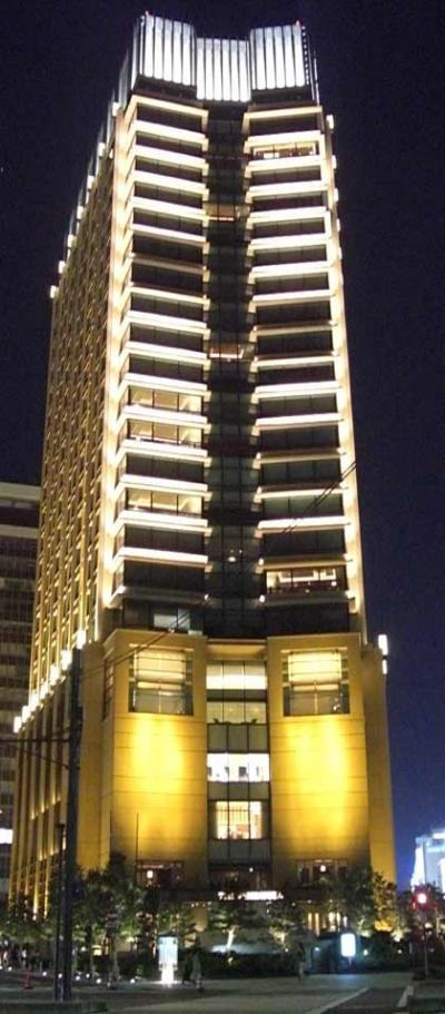 超高級ホテル「ザ・ペニンシュラ東京」