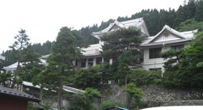 日光市役所(Nikko)だ