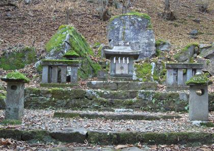 受験生の最後の神頼み・・・日光裏道の菅原道真神社