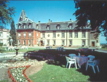 ホテル名(Hotel Name):CHATEAU D'ISENBOURG