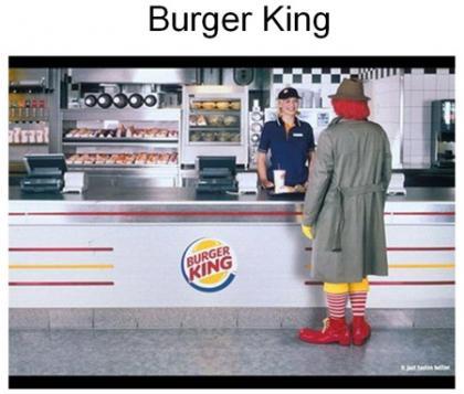 マクドナルドのドナルド・マクドナルドの本当の名前は?海外からのパロディ画像