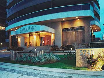 <ブラジル連邦共和国Rio de Janeiro>リオのカーニバル リオジャネイロの四ツ星ホテル・CASA DEL MAR HOTEL
