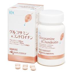 ミネルヴァ グルコサミン&コンドロイチン&MSM サプリメント 京都薬品ヘルスケア株式会社