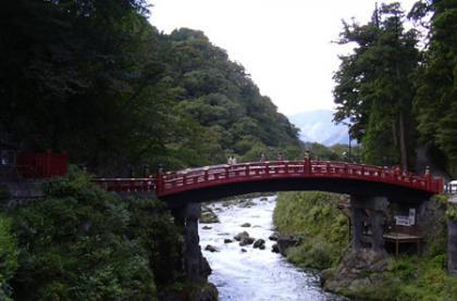 【Nikko・日光】神橋(しんきょう)
